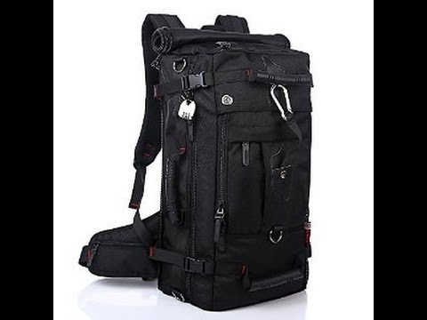 cc5bed1fa51c KAKA Laptop Backpack for 17-Inch Laptops - YouTube