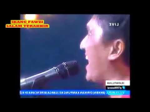 Ikang Fawzi --- SALAM TERAKHIR --- Rock Music Memory --- Lagu Tahun 1980an