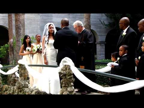 Marisol Santiago & Nelson Wedding 2012