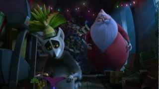 Merry Madagascar (2009) HD