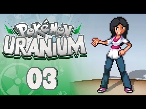 Pokemon Uranium Part 3 THE FORMER CHAMPION!  ( Pokemon Fan Game )Walkthrough Gameplay