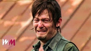 Top 10 Most Emotional Moments on The Walking Dead