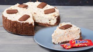 Daim No Bake Cake | Challenge