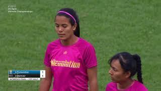 2017 U.S. Open Club Championships: Women's Final Colombia vs Denver