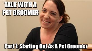 Talk With A Dog Groomer | Animal Behavior College