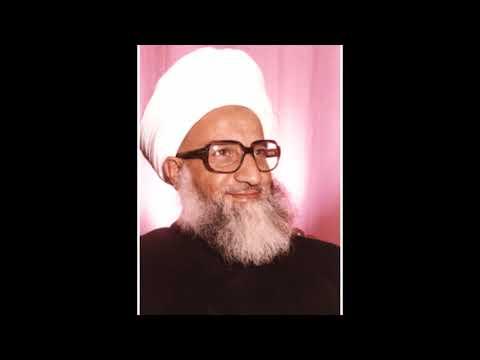 سرّ الحب... سماحة الشيخ الدكتور رجب ديب قدس الله سره