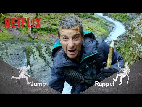 You vs. Wild | What Will YOU Have Bear Grylls Do? | Now Streaming on Netflix