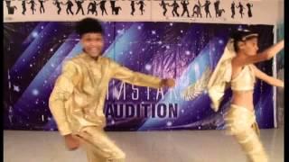 Himmatwala -Naino Mein Sapna IMSTAR Audition Ahmedabad Cont. Name Darshit & Jeena CNo. 1 96