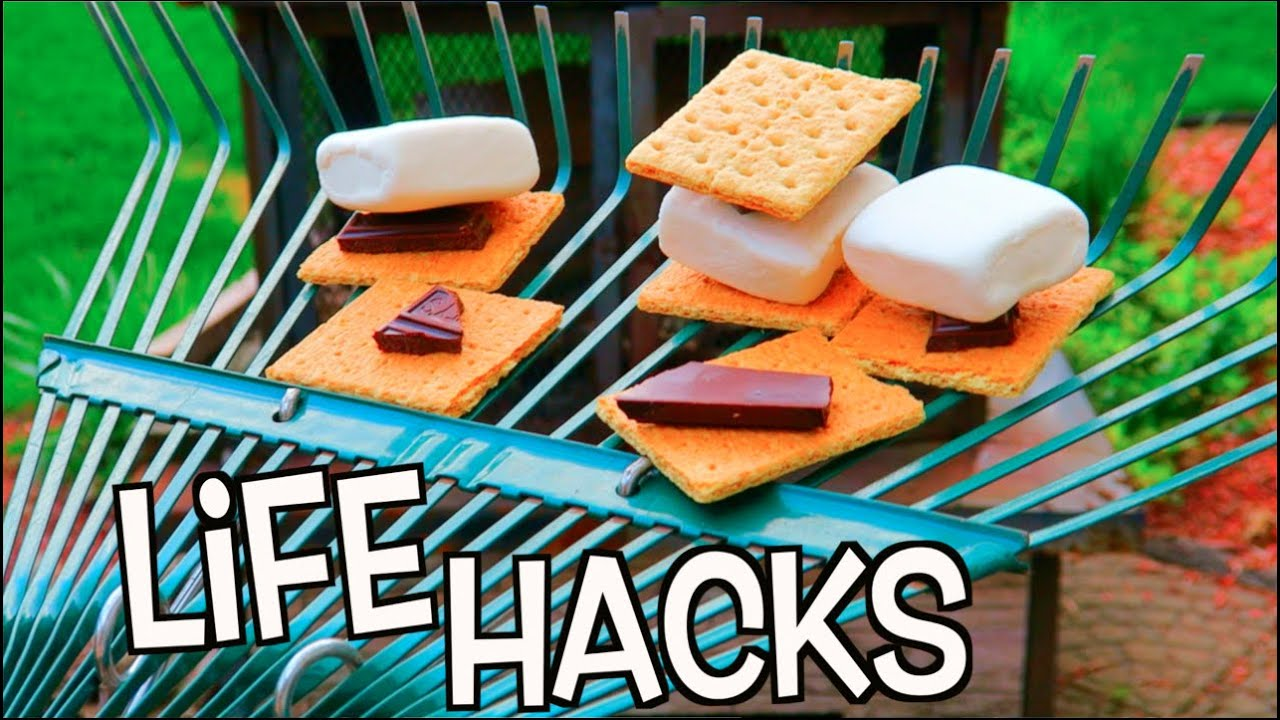 30 CRAZY WEIRD LIFE HACKS FOR SUMMER! Nichole Jacklyne