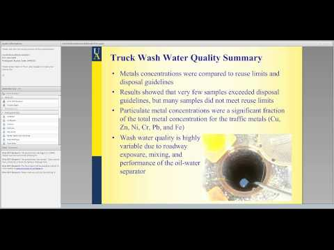Snow Removal Wastewater Disposal Alternatives