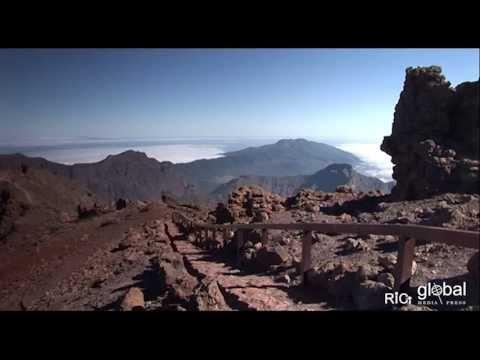 Video Promocional La Palma. Islas Canarias