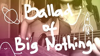 Elliott Smith - Ballad of Big Nothing (cover)