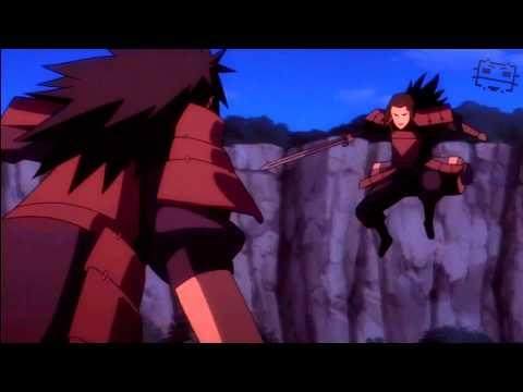 madara uchiha vs 5 kages full fight full hd naruto shippuuden