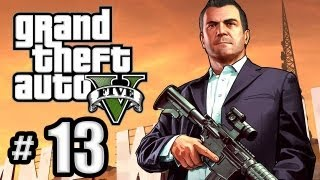 Grand Theft Auto 5 Gameplay Walkthrough Part 13 - Nervous Ron