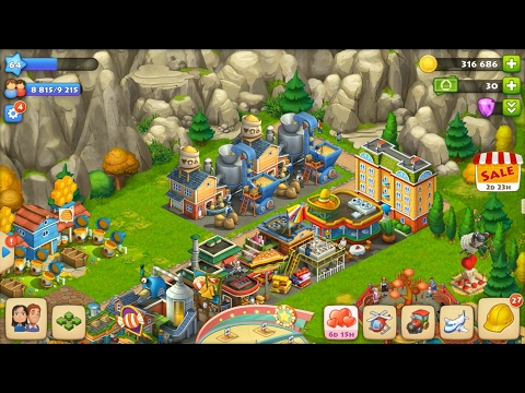 Township Level 64 Update 16 HD 1080p