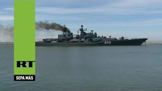 Rusia despliega 20 buques Yevgenya dragaminas en el mar Báltico
