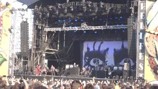 Alice Cooper @ Hellfest 2015 - Clisson - Department of Youth / No More Mr. Nice Guy - 19/06/2015
