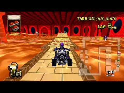 Custom Track - SNES Bowser Castle 3 [v1.0] (Rukasudo90 & Omonimo747)