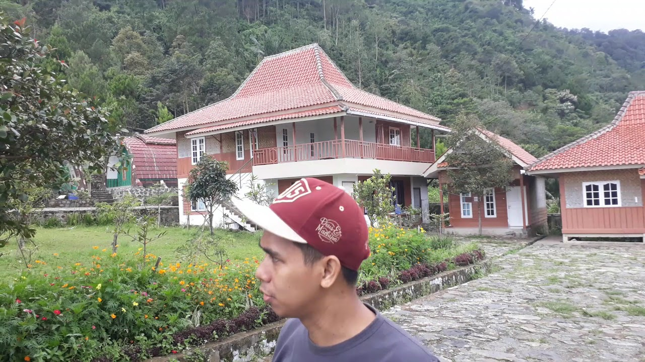 Villa Curug Ciherang Bogor Youtube