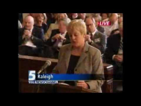 Mike Nifong Trial (2007) - Day 1