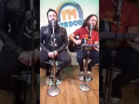 Las Pastillas del Abuelo acústico en FM Córdoba 2017. (Completo)