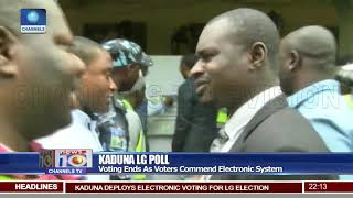 Voting Ends In Kaduna As Voters Commend e-Voting System