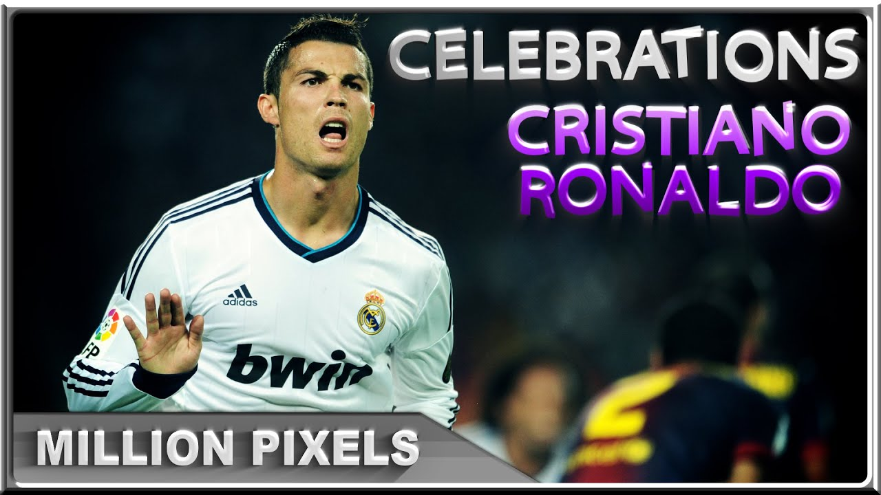 Cristiano Ronaldo Best Goal Celebrations Ever Famous Calm ...