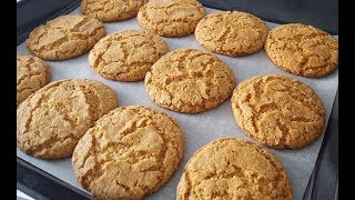 Медовое печенье с корицей и мускатным орехом