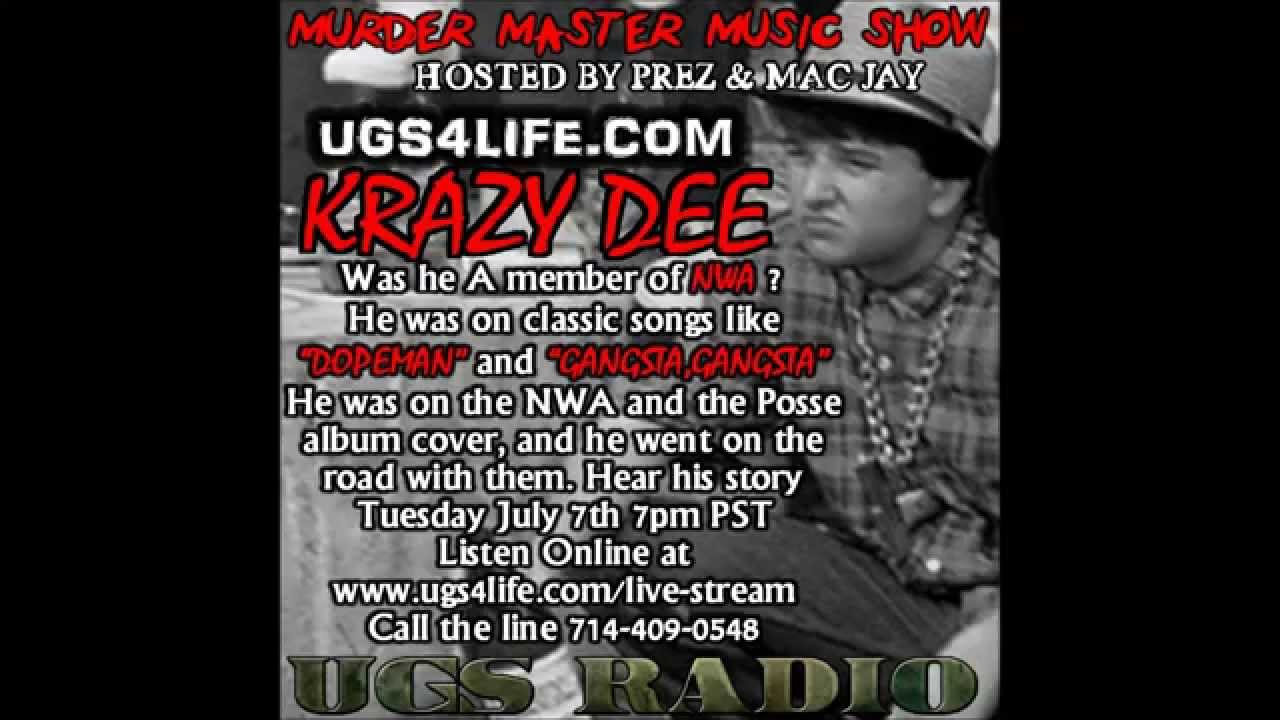 Krazy Dee Has Unreleased Eazy-E And N W A  Tracks | Vibe