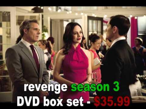 Revenge Season 3 DVD Set Release