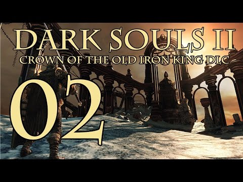 Dark Souls 2 Crown of the Old Iron King - Walkthrough Part 2: Maldron and the Scorching Iron Scepter