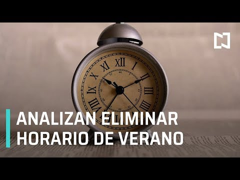 Horario de Verano sería modificado o eliminado - Las Noticias con Claudio