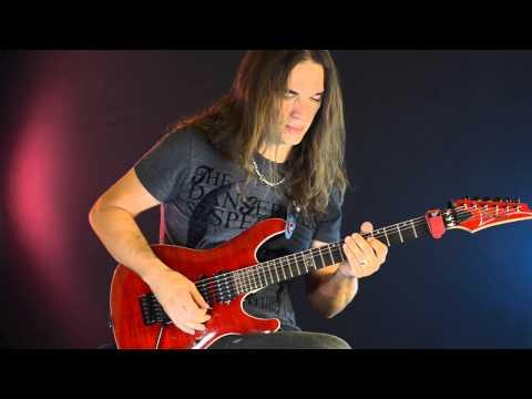 NEW BORN ME -ANGRA  Guitar Solo - Kiko Loureiro