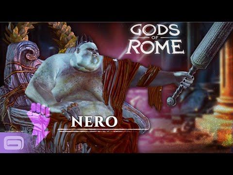 Gods of Rome - Nero, the Evil Emperor
