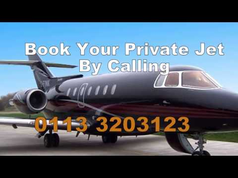 Luxury Private Jet Hire Leeds Bradford Airport For Business And Pleasure Flights - UK USA And Europe