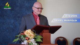 17.12.2016 Daniel Márföldi - Evanjelium podľa Mefibóšeta