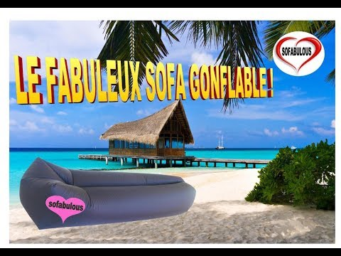 sofabulous sofa gonflable canapé nomade