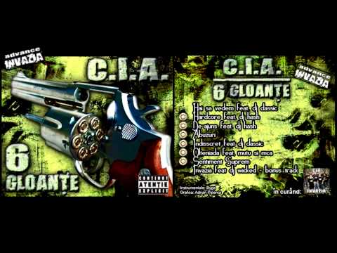 C.I.A. - De ajuns feat. DJ Hash [6 GLOANTE EP]