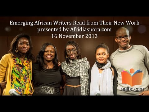 African Writers Read During Afrilit 2013