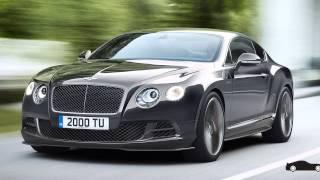 Bentley Continental GT - тест драйв от Давидыча
