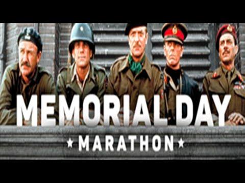TCM Memorial Day Marathon 2016 (Turner Classic Movies)