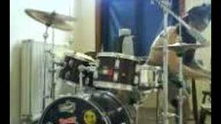 Drum Impro Terry MArtini