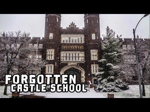 Abandoned Castle School - Silent Hill ( Cleveland High School )
