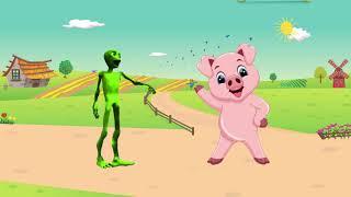 учить животных для малышей - животные для детей - видео развивающее #2