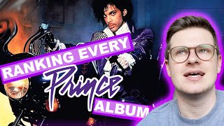 Ranking Every PRINCE Album!