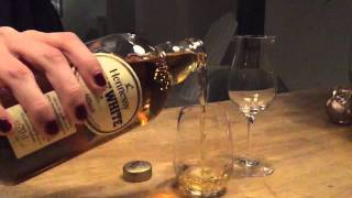 Slow Motion Hennessy Pure White