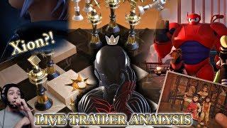 Kingdom Hearts III Big Hero 6 Trailer Livestream Analysis