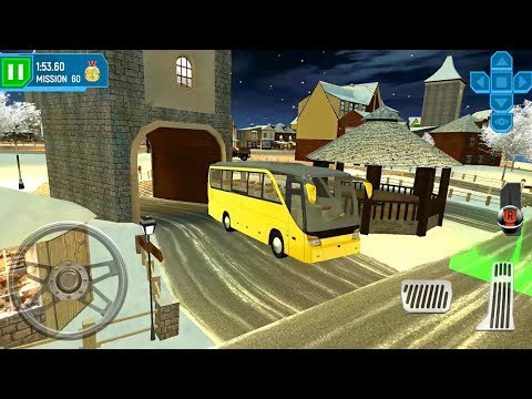 ski resort driving simulator 11 android gameplay fhd. Black Bedroom Furniture Sets. Home Design Ideas