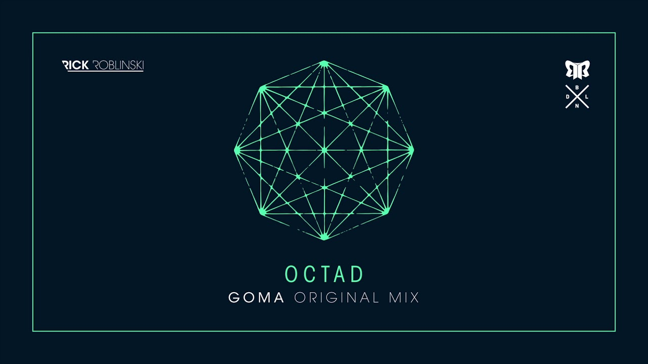 Rick Roblinski  -  Goma (original mix)