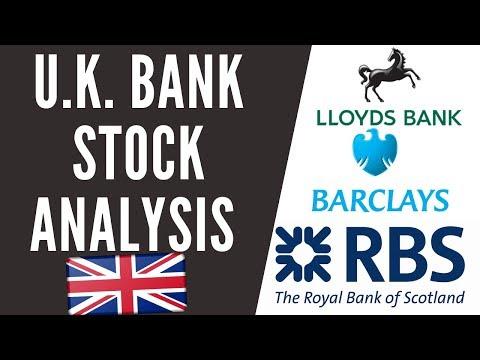 UK Bank Stock Analysis 2019 - RBS, Lloyds And Barclays